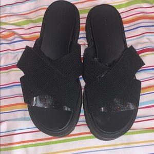 Zara Chunky Sandals